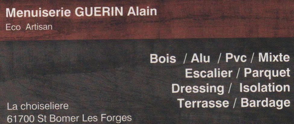 GUERIN Alain Menuiserie