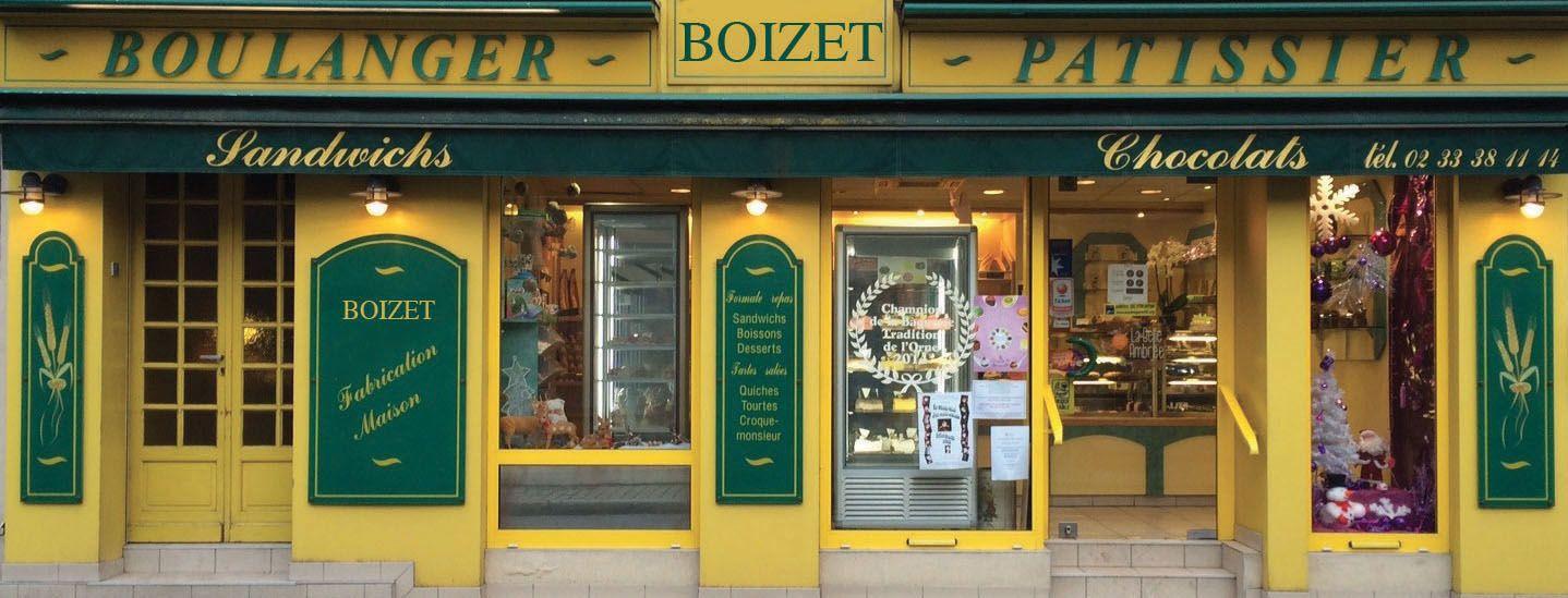 Logo boizet